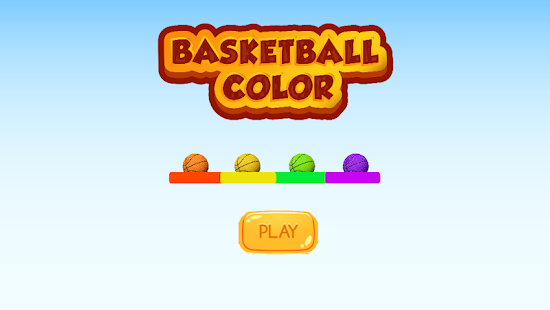 Download Basketball Color For PC Windows and Mac apk screenshot 1