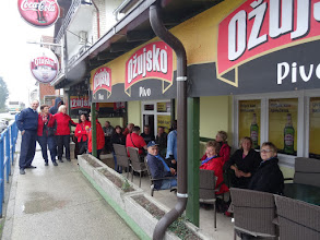 Photo: prva slavonska pauza u Brestovcu