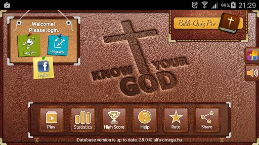 玩免費益智APP|下載Bible Trivia - Bible Quiz app不用錢|硬是要APP