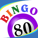 Bingo Eighty™ - Free Bingo 80 Game icon