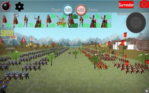 Roman Empire: Caesar Wars 1.3 screenshots 2