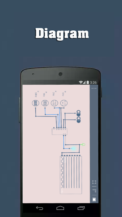 Electrical circuit diagram android apps on google play electrical circuit diagram screenshot asfbconference2016 Choice Image