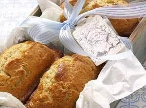 Eggnog (mini loaves) Bread
