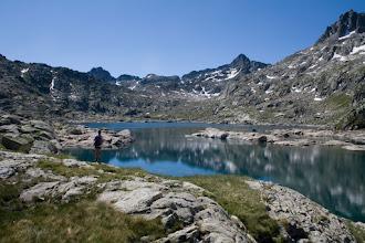 Photo: Val d'Aran:  estany Tort de Rius