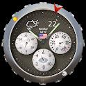 Weather & Analog Clock Widget icon