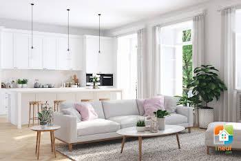 Appartement 3 pièces 62,92 m2