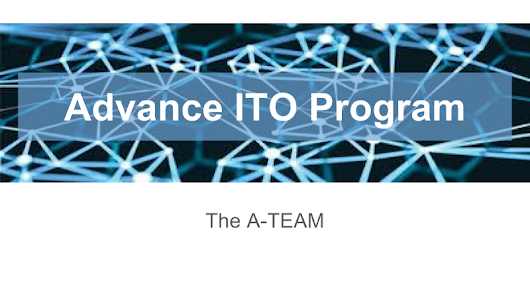 The A Team - Advance ITO Proposal