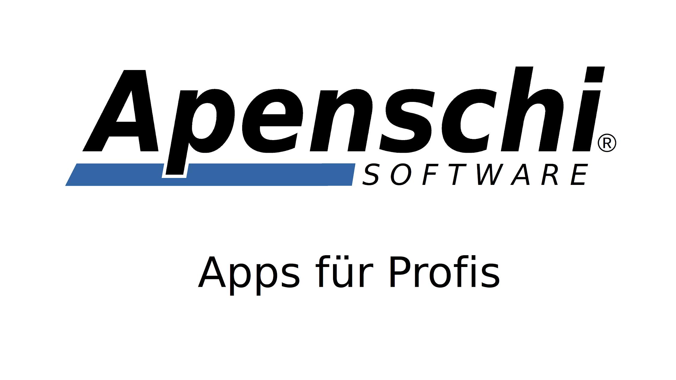 Apenschi Software