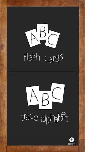 Teaching Slate A B C