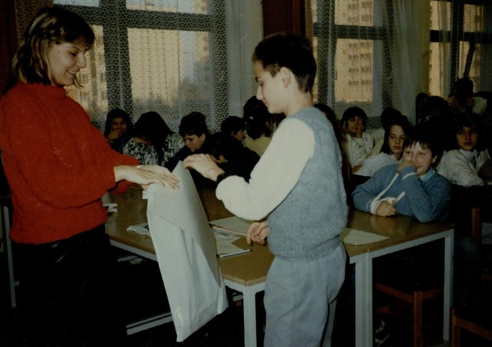 Hild Viktor Könyvtár 1988