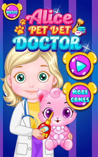 Pets Vet Doctor