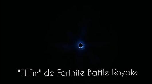 Fortnite desaparece... de momento