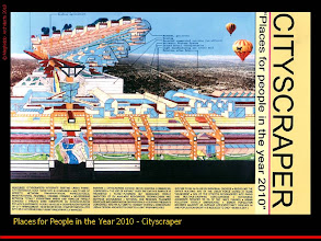 Photo: Cityscraper for 2010 as envisioned in 1986