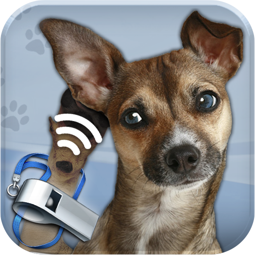 Dog Whistle Training 娛樂 App LOGO-APP開箱王