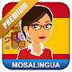 Learn Spanish with MosaLingua (app)