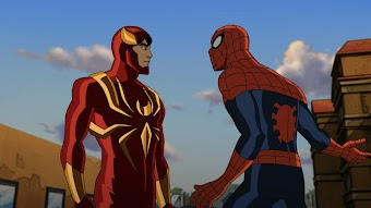 The Next Iron Spider