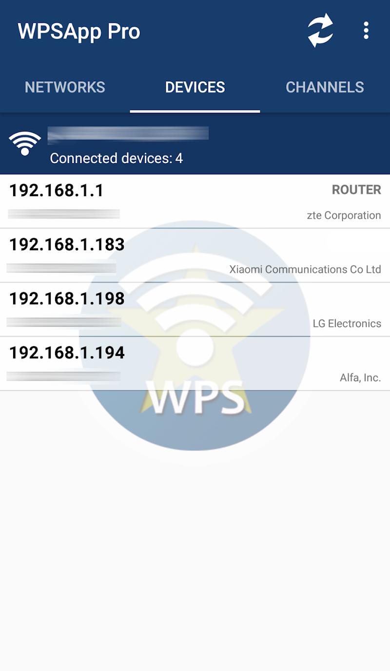 WPSApp Pro Screenshot 3