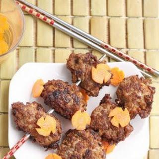 Vietnamese Grilled Meatballs