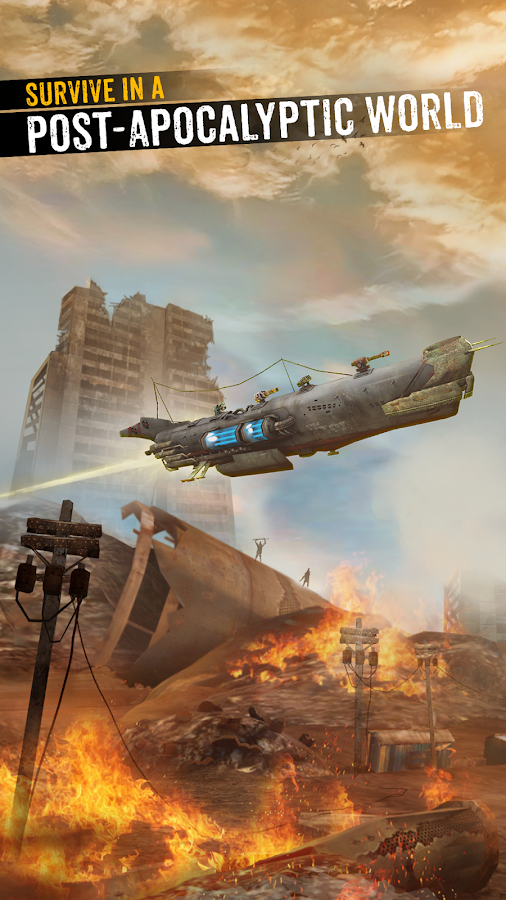 Sandstorm: Pirate Wars- screenshot