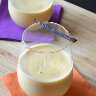 Vanilla Bean Pumpkin Smoothie