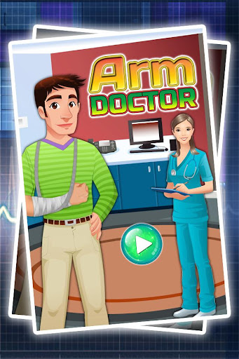 Arm Surgery Doctor ER Emergency Surgery Simulation  screenshots 1