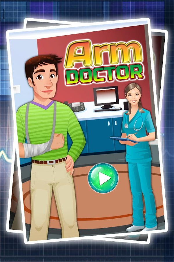 Surgery Simulator: Arm Doctor- screenshot