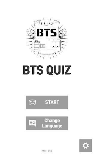 BTS QUIZ screenshot 1