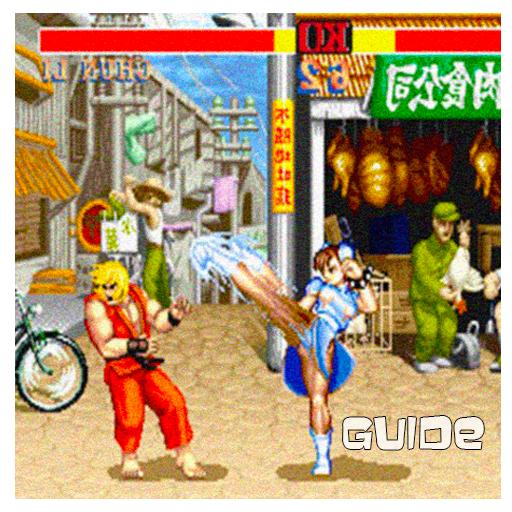 Guía Street Fighter 2