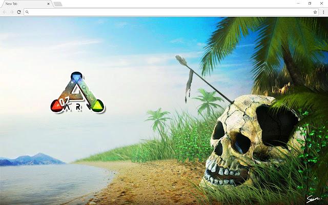 Ark: Survival Evolved Extension
