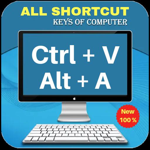 Computer Shortcut Keys New-Software Shortcut Keys - Apps on