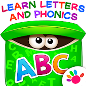 ABC learning games for kids! Alphabet for toddlers