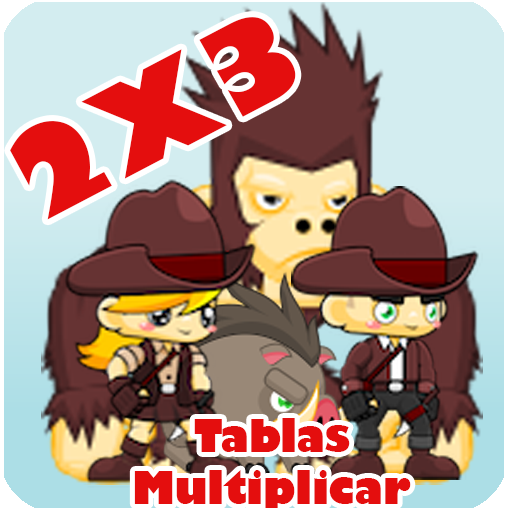 Aprender a Multiplicar 教育 App LOGO-APP開箱王
