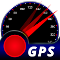 Speedometer gps & traffic speed cam icon