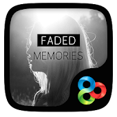 FADED MEMORIES GOLauncherTheme