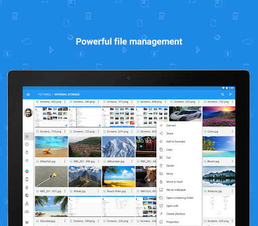 File Commander - File Manager & Free Cloud screenshot 10