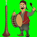 Drums and Flutes Play download