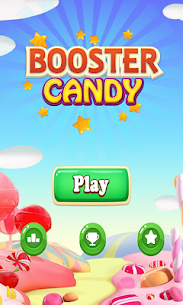 Booster Candy : Candy Jelly Crush Blast Mania 1