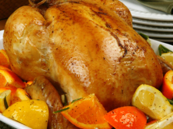 Roast Lemon-orange Chicken Recipe