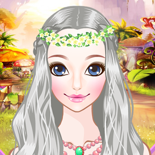 Elf Dress Up Story-Fun Girly Games (game)