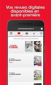 Le Point Vétérinaire.fr screenshot 1