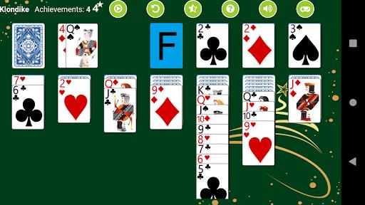 Klondike Solitaire 2.7 screenshots 2