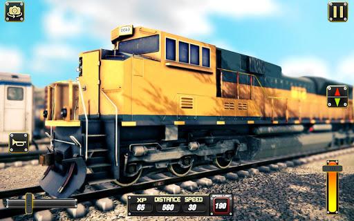 City Train Driving Simulator: Public Train 1.0 screenshots 1