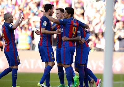 Le Barça essuie le refus d'un Diable Rouge