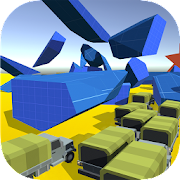 Cluster Traffic: Parkour Truck