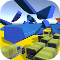 Cluster Traffic: Parkour Truck icon