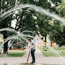 Wedding photographer Evgeniya Voloshina (evoloshina). Photo of 08.10.2018