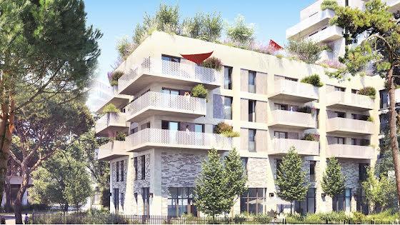 Vente appartement 3 pièces 65,12 m2