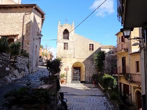 Photo: Mediaeval church of Sant Giorgio, patron of Castelmole