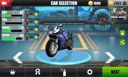 Traffic Rider 3D 1.3 Latest MOD Updated 2