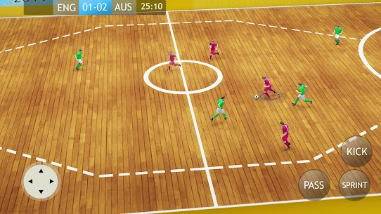 Indoor Soccer 2020 MOD (Unlimited Gold Coins) 3